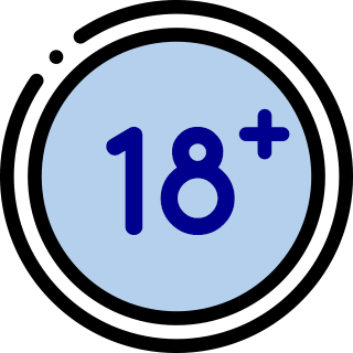 Edad mínima 18 años